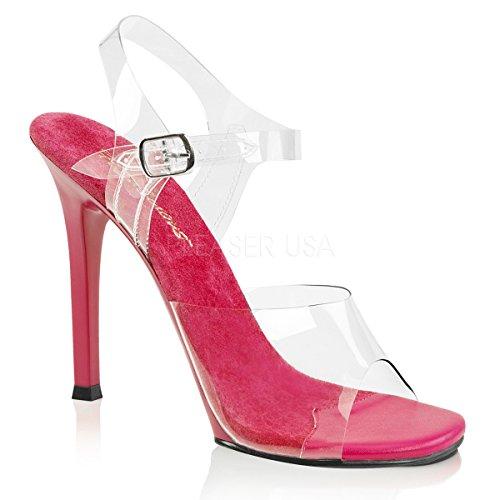 Fabulicious Womens Gala-08 Sandal Clr-raspberry/Raspberry Matte mvIaAg
