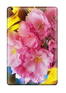 Joseph Xiarhos Boone's Shop Anti-scratch And Shatterproof Vivid Flowers Phone Case For Ipad Mini 2/ High Quality Tpu Case 5903782J25754986