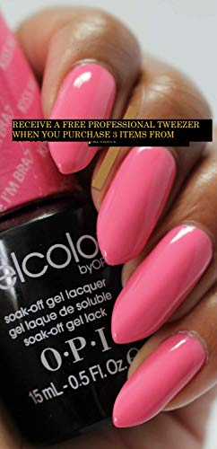 n GEL +FREE PROFESSIONAL TWEEZER ()
