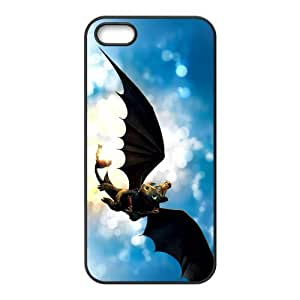 Customize Movie How to Train Your Dragon Back Case for iphone 5,5S JN5S-1554 by runtopwell