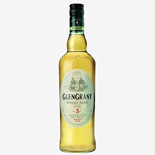 6 opinioni per Glen Grant Scotch Whisky Single malt, 0.70 l