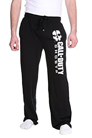 Call of Duty Ghosts Men's Pajama Pants Bottom Cotton Machine Washable XXL/44-46