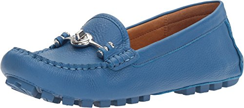 Coach Womens Arlene Leather Loafers