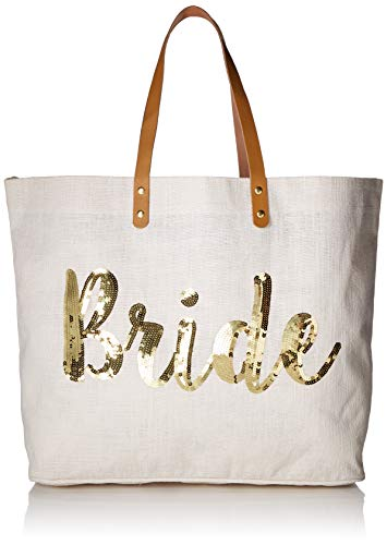 (Mud Pie Bride, Gold Sequin)