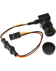 700TVL Mini CCD PAL Camera Lens w/Audio-uitgang Voor RC Quadcopter FPV 3.6mm