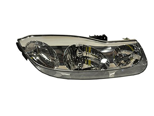 Saturn S Series Headlight OE Style Replacement Headlamp Passenger Side New