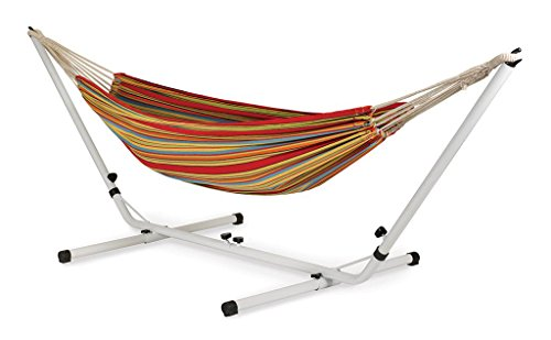 Stansport Brazilian Hammock/Stand Combo by Stansport