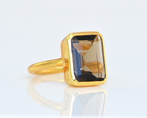 Quartz Cocktail Ring - 8