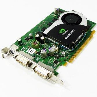 NVIDIA Quadro FX 1700 - Graphics adapter - Quadro FX 1700 - PCI Express x16 - 512 MB DDR2 - DVI - CTO 512mb Pci Express Graphics Adapter