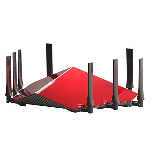 D-Link Ultra AC5300 Tri-Band Wi-Fi Router with 8 High Power Antennas, MU-MIMO and 4-Stream NitroQAM (DIR-895L/R) by D-Link (Image #2)