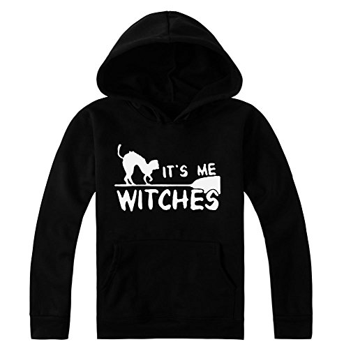 It's Me Witches Women's Hoodie Pullover