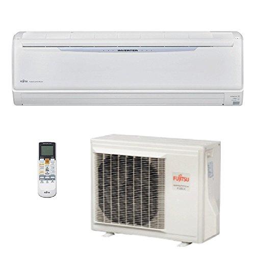 Ar Condicionado Split HW Inverter Fujitsu 18.000 BTUs Quente/Frio 220V