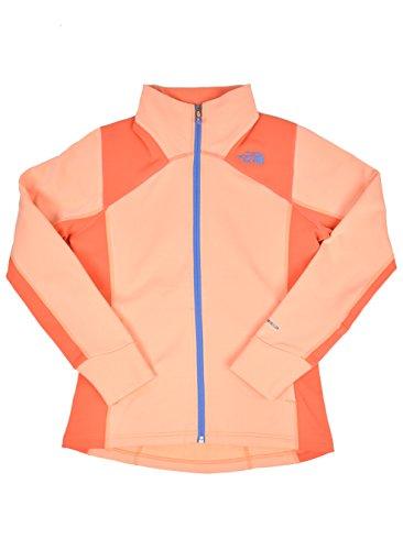 - The North Face Womens Momentum Khumbu 2 Jacket Punch Orange Medium