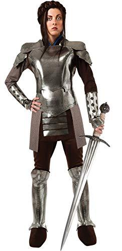 Female Knight Costume (Snow White and The Huntsman Armor Costume, Multi,)