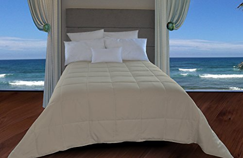 Natural Comfort New in Color Down Alternative Comforter, King, (Alternative Colours)
