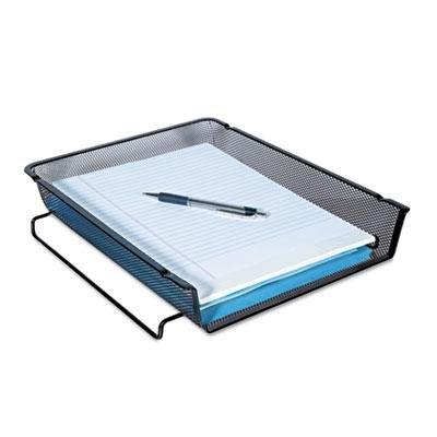 Mesh stapelbar Einschub vorne Tablett [Set von von von 2] B00P0C199O   Lebendige Form  55a3f5