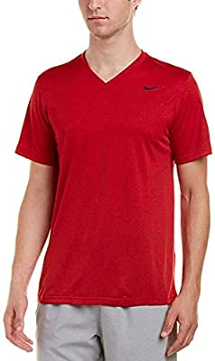Nike Men's Legend 2.0 Short Sleeve V-Neck Tee