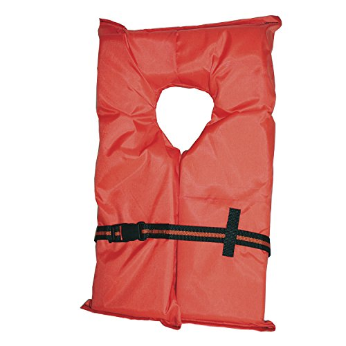 Life Preserver Vest - ONYX Adult Oversize Type 2 USCG Approved Life Jacket