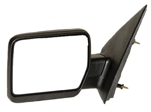 OE Replacement Ford F-150 Driver Side Mirror Outside Rear View (Partslink Number FO1320233)