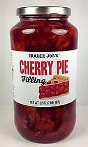 Trader Joe's Cherry Pie Filling 32 oz.