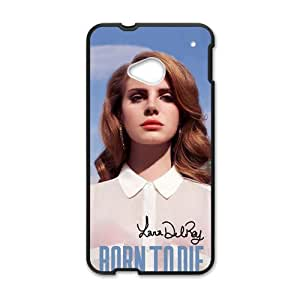 lana del rey born to die album cover Phone Case for HTC One M7 by mcsharks