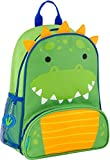 Stephen Joseph Little Boy's Sidekicks Backpack, Dino Accessory, dino, No Size