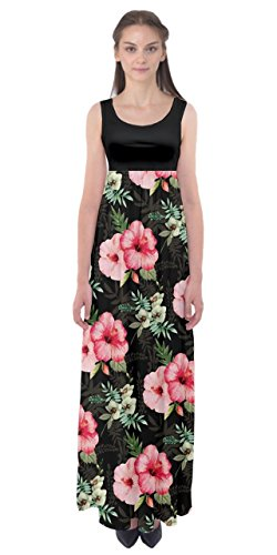 Short Bird Design Funny Pattern Retro Hawaii3 CowCow Sleeve Womens Dress Skater qX6tYtg