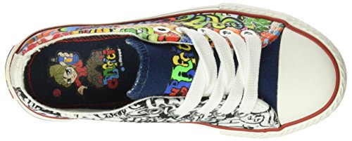 Beppi Canvas 2153470, Zapatillas Infantil Multicolor