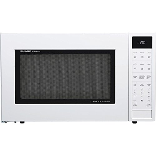 SMC1585BW Microwave Convection Cooking Defrost