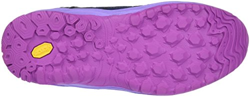 BruettingVision High Kids - botas de senderismo Niñas Morado (lila/pink)