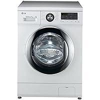 LG F84400WHR Autonome Charge avant B Blanc machine à laver avec sèche linge - Machines à laver avec sèche linge (Charge avant, Autonome, Blanc, LED, 4 kg, 1400 tr/min)