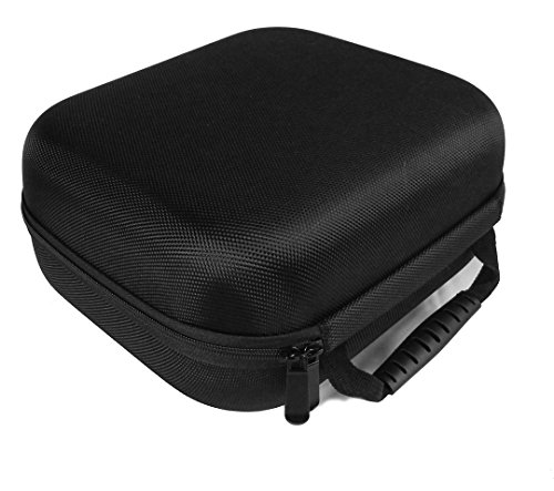 CASEMATIX Padded Travel Case For OMRON 7 Series Upper Arm Blood Pressure Monitor - Fits Monitor and Arm Cuff models BP761N , BP760N , BP761 , BP760 by CASEMATIX (Image #6)