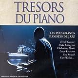 Trésors du piano Jazz (Coffret 4 CD)