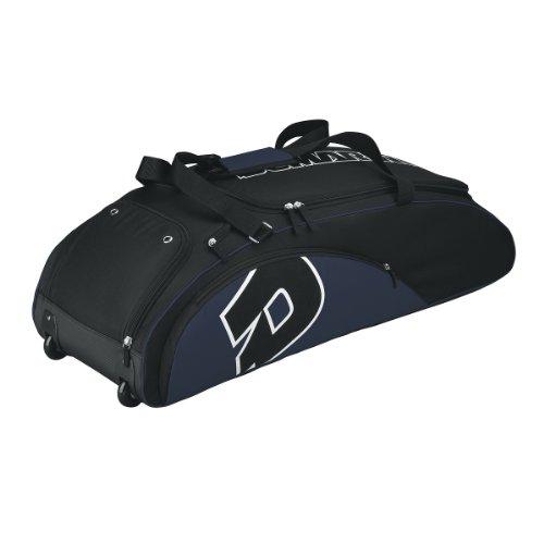 DeMarini Vendetta Bag on Wheels, Navy