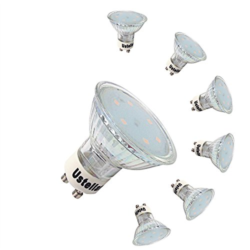Lovely ustellar mr16 gu10 led bulbs 50w halogen bulbs equivalent lovely ustellar mr16 gu10 led bulbs 50w halogen bulbs equivalent 3000k warm white aloadofball Image collections