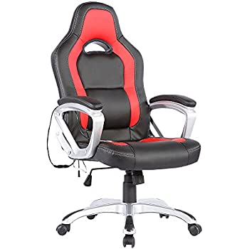 Amazon Com Home Office Computer Desk Massage Chair