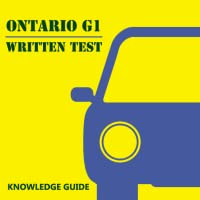 Ontario G1 Driver Knowledge Practice Tests