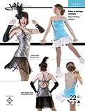 Jalie Figure Skating Dancing Dresses Flapper Dress Costume Sewing Pattern #2789