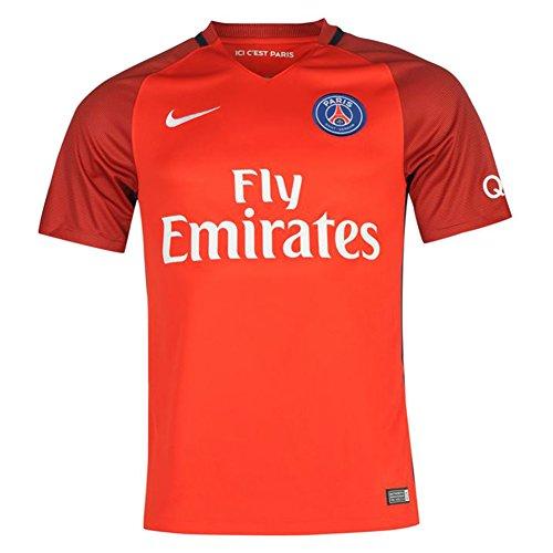 国サイドボード自明Nike Paris Saint-Germain Away Jersey 2016-17 / サッカーユニフォーム パリ?サンジェルマンFC アウェイ用