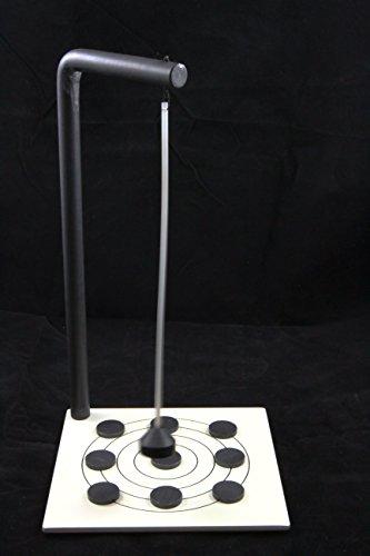 Randomly Oscillating Magnetic Pendulum (R.O.M.P.) Magnetic Pendulum