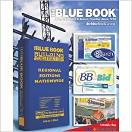 Construction Blue Book >> The Blue Book Building And Construction Los Angeles