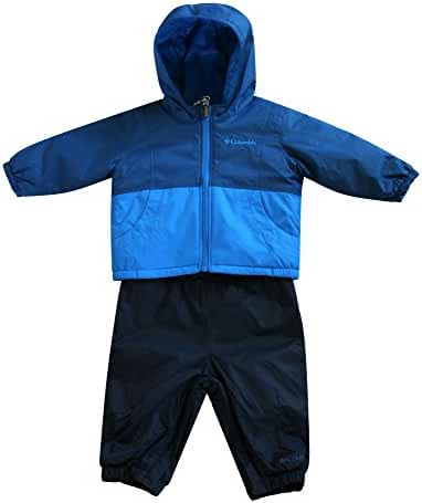 Columbi baby boys Twisty Cliffs Snow Set