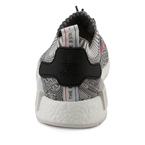 Mens Adidas Originaler Nmd_r1 Primeknit Tri Farge (10 D (m) Oss)