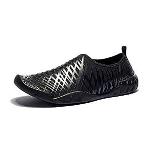 DOTACOKO Aqua Shoes Men Women Kids Lightweight Quick Drying Water Shoes Sports Sneakers for Beach