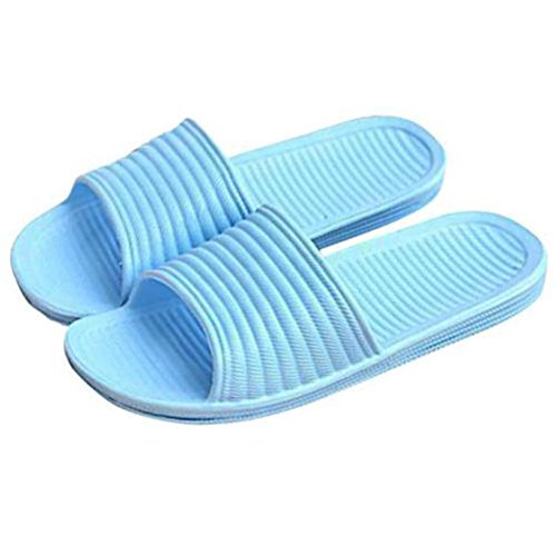Pool Summer Bath Tookie Slippers Women Slip Shoes Sandals Blue Slip Sky On Soft Shower Non qSPpC