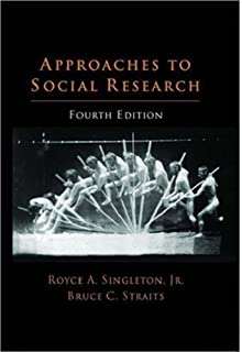 Approaches to social research royce a singleton jr bruce c approaches to social research fandeluxe Gallery