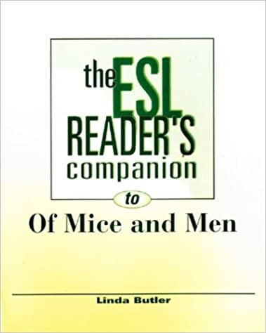 Amazon the esl readers companion to of mice and men the esl readers companion to of mice and men fandeluxe Choice Image