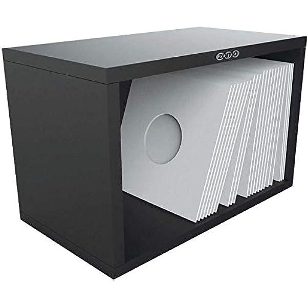 Zomo VS Box 7/100 Ibiza - Caja para 100 discos de vinilo, color ...