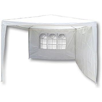 scoprega Juego de paredes para carpa para jardín (Rafia 110 gr/m² ...