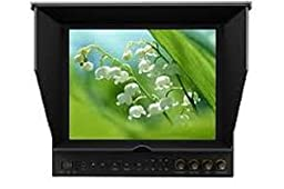 Professional Monitor Lilliput 9.7\'\' 969 A/S Color LCD Monitor with 3G-SDI, HD-SDI, HDMI, YPbPr, Video, Audio, TALLY Input / 3G-SDI, HD-SDI, HDMI, YPbPr, Video, USB Output / Peaking, False Color, Zebra, Brightness Histogram / the Color Monitor Is the Most